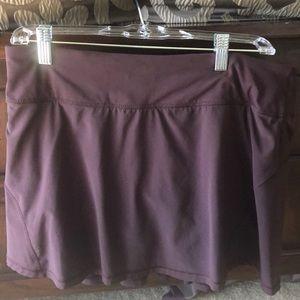 Lululemon 10tall tennis skirt
